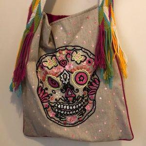 Handbags - Skull Beach Crossbody Bag